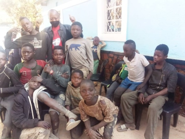 Under the Bridge (Ministry to Vulnerable Children)