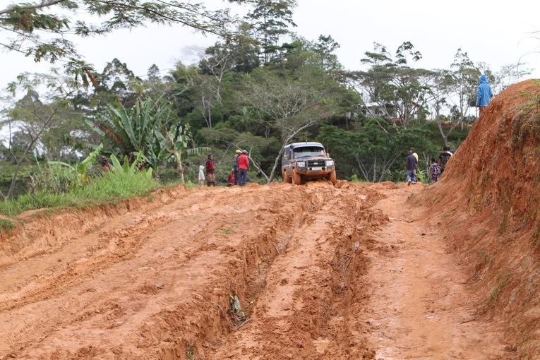 MSP: Evangelism and Training Transportation, Vanuatu