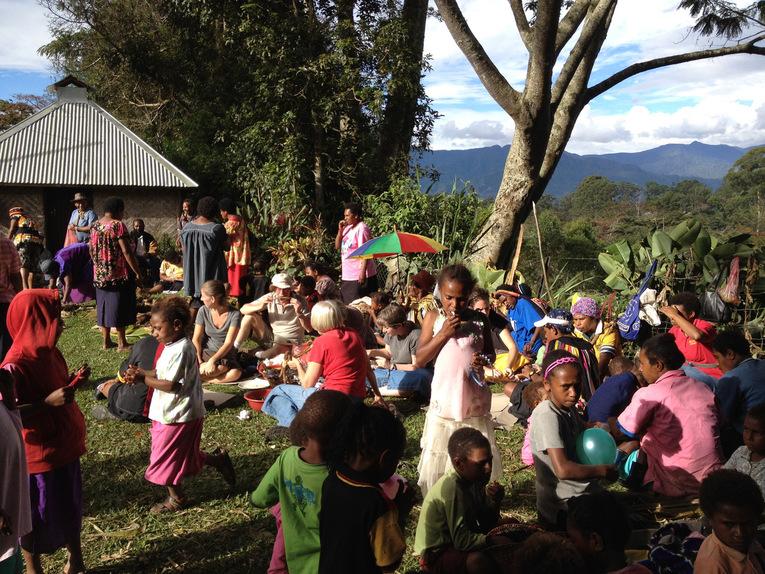 MSP: Melanesia South Pacific Community Based Health Care