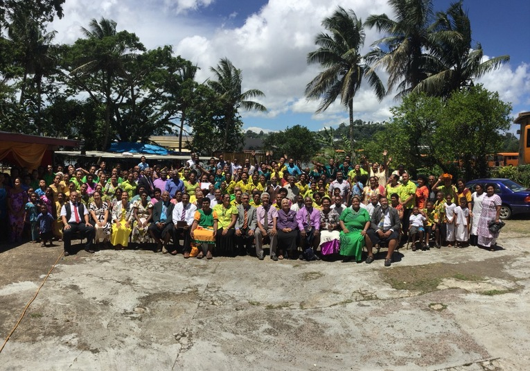 MSP: South Pacific Nazarene Theological College - Greatest Need