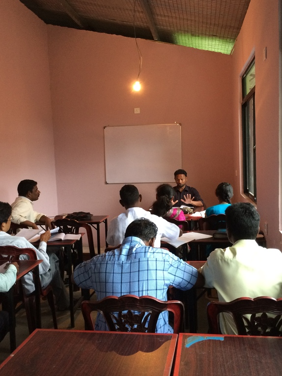 South Asia Field Pastor Education Partnership
