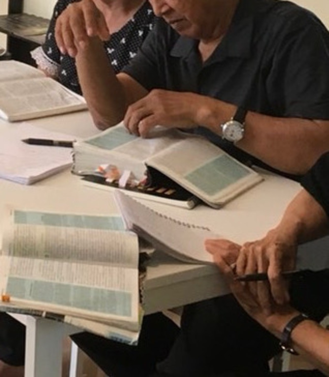 SEA: Bibles for Southeast Asia Field