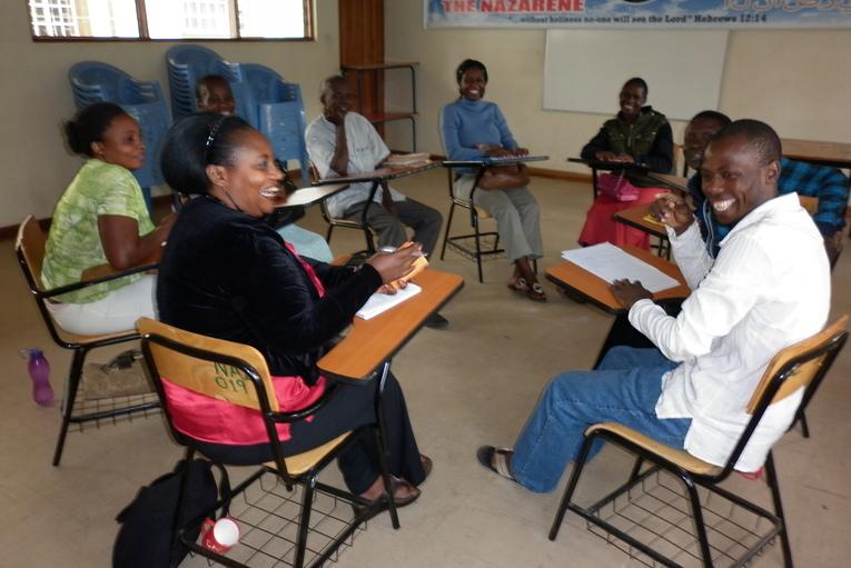 District Children Directors Bible College Training