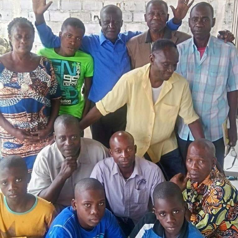 Rep of Congo - Pointe Noire Church