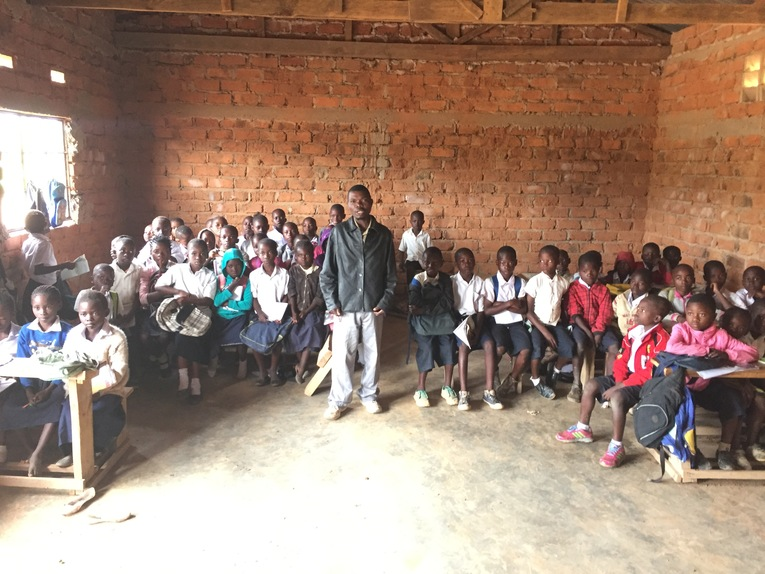 Congo School Building Assistance