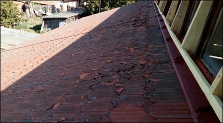 Raising the Roof in Hungary (Hajduhadhaz)