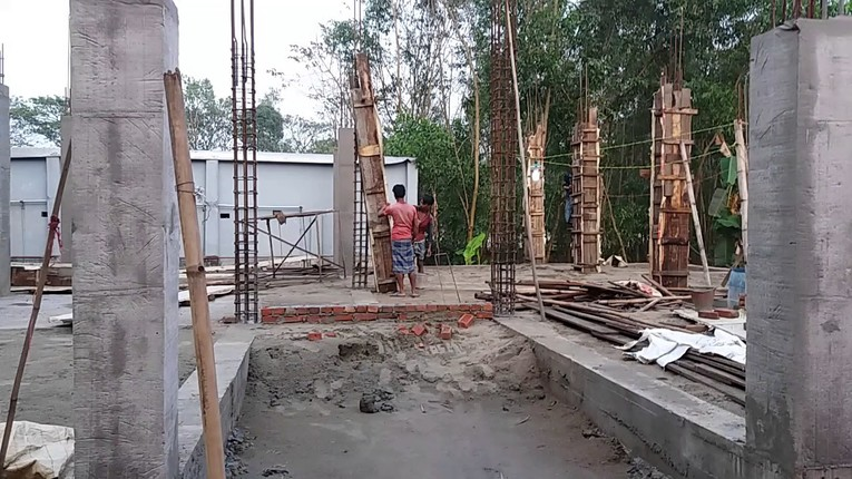 South Asia-Finishing Ministry Center Buildings