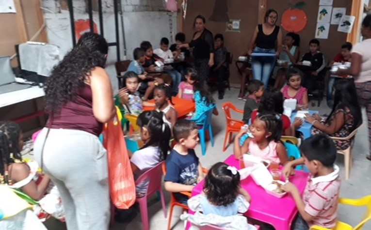 Sunday School Classrooms at the Church of Armenia