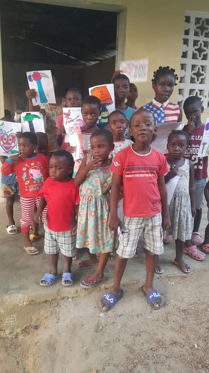 """Equatorial Guinea - """"Sembrando Para el Futuro"""" Children's Outreach"""
