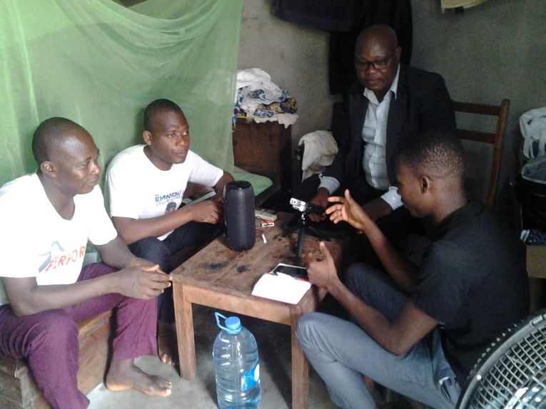 Orality Mobile Studios for Africa