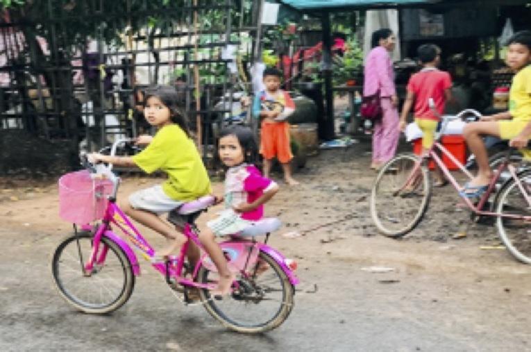 SEA: Bicycles Bringing Hope