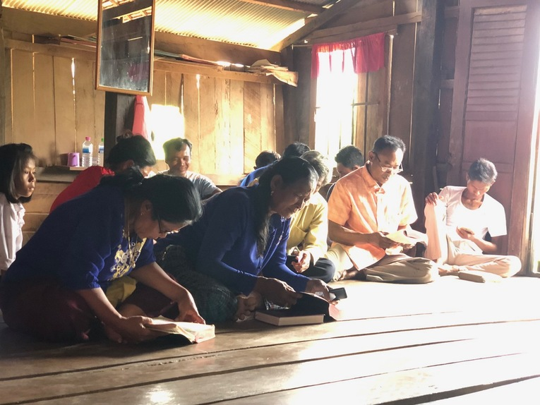 Developing Disciples in Cambodia Project