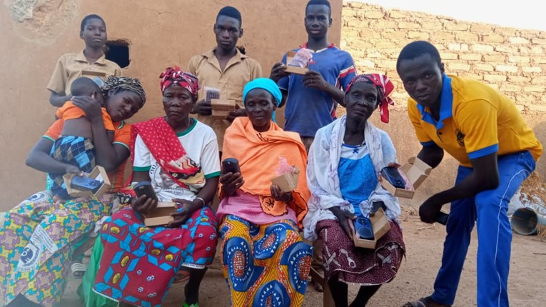 Torch Audio Bibles for Francophone West Africa