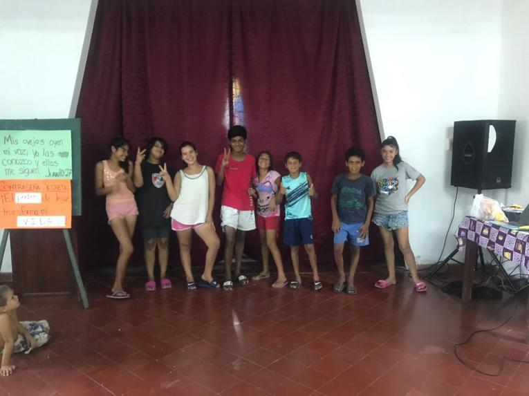 Reopening and replanting the church in Barrio Obrero