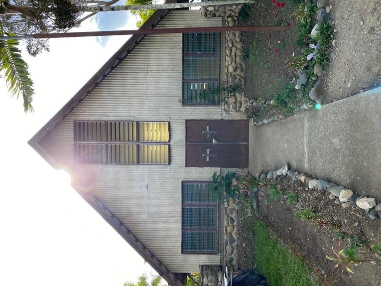 MSP: Kudjip Nazarene Hospital Chapel Renovation