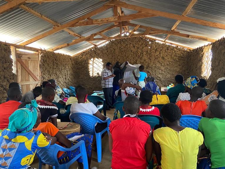 Bibles project-Kenya Eastern District
