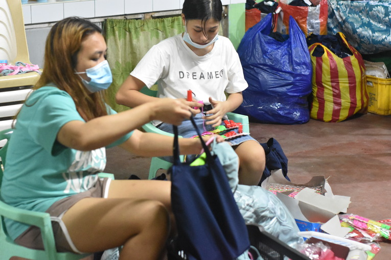 PMF: Rowenas Community Development Program