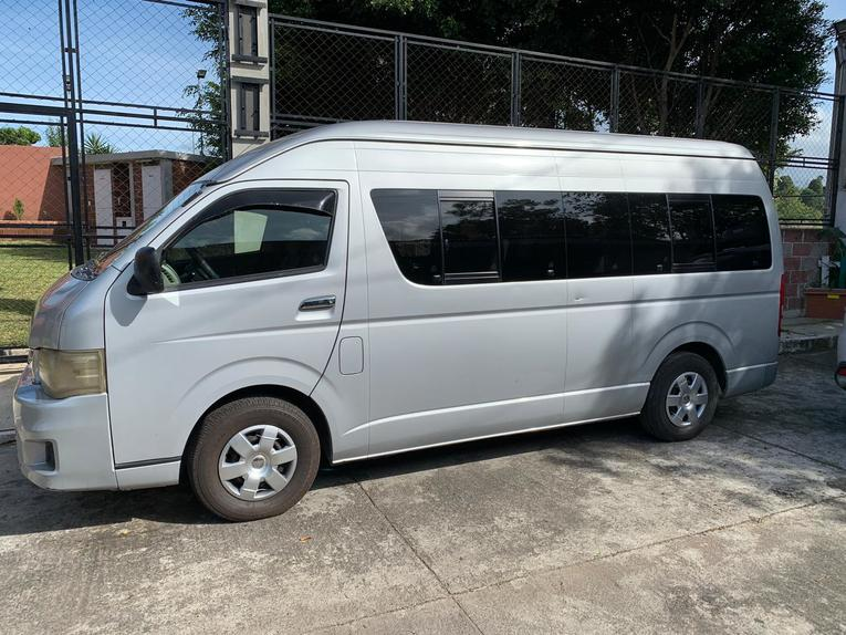 Purchase a new Hiace